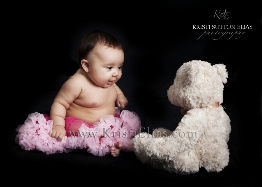 Abbys first photo session baby photography studio belmont shore photographer